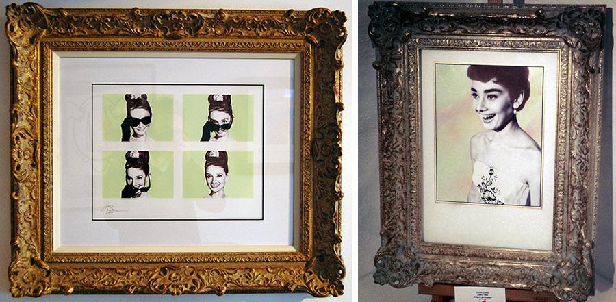 audrey-hepburn-framed