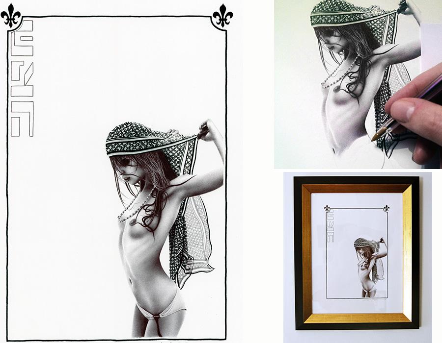 Kershaw-naked-drawing-art